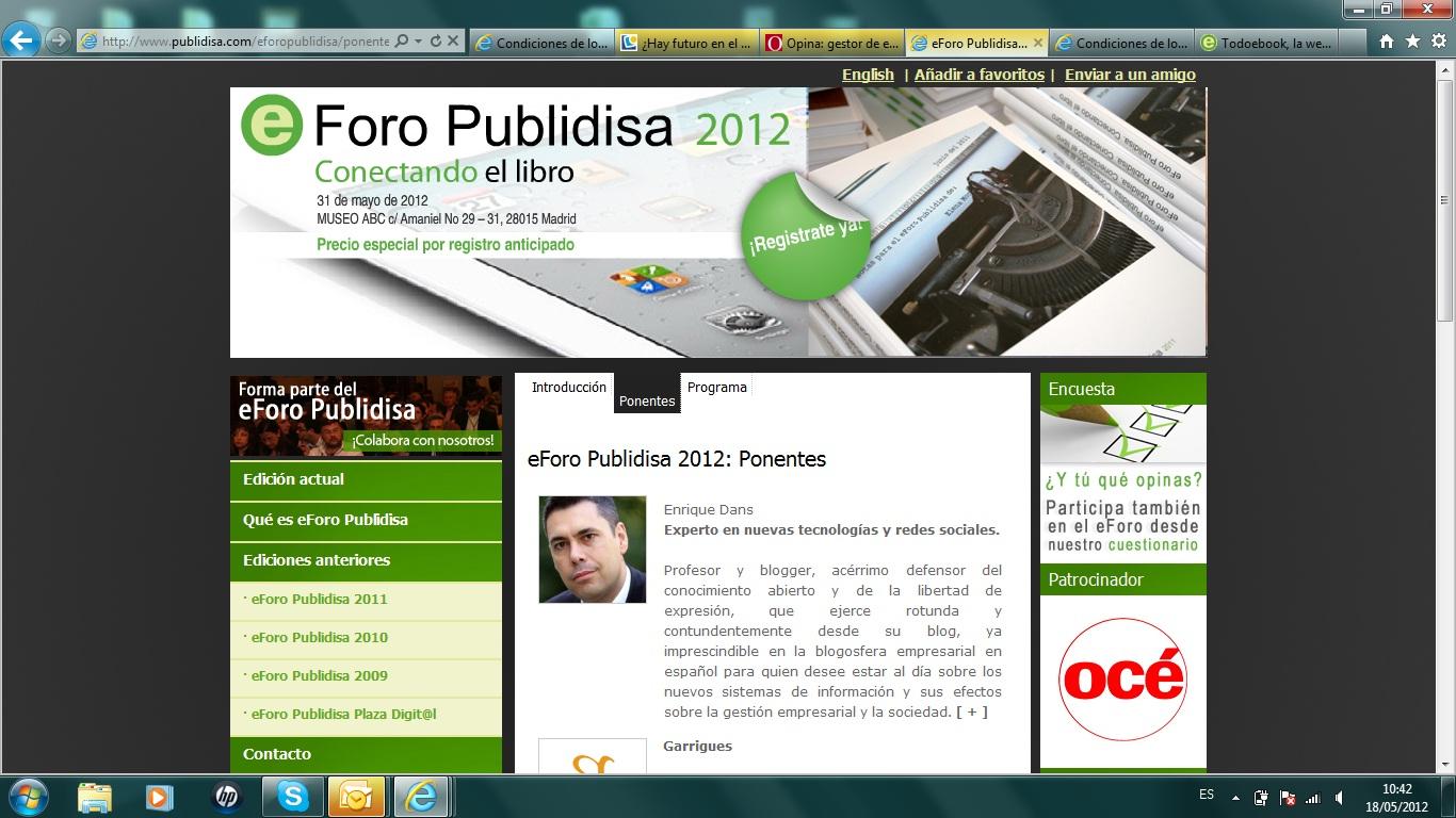 eforo2012