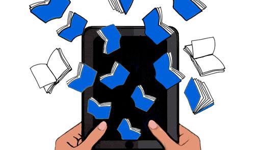 Ebook, parada y fonda