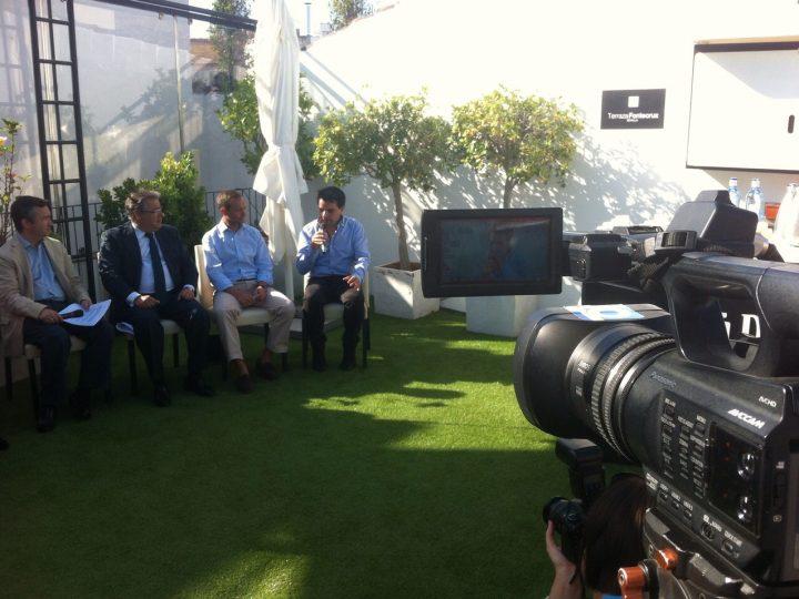 Jornada de Emprendedores en Sevilla