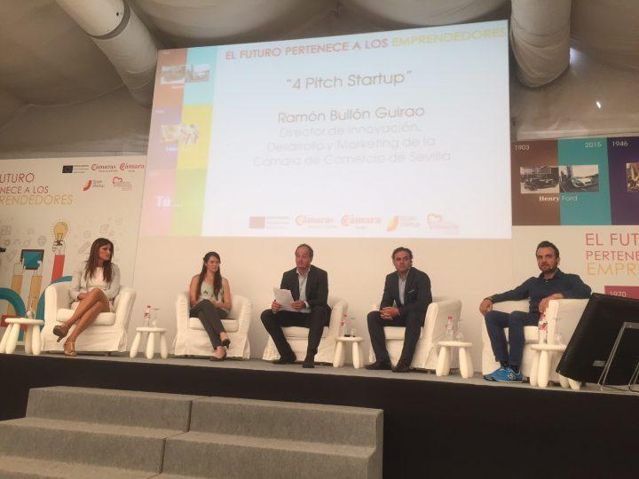 En Spain Startup promoviendo el emprendimiento en Sevilla
