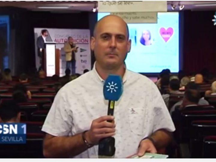 Congreso de la Autoedición Sevilla Noticias TV Canal Sur