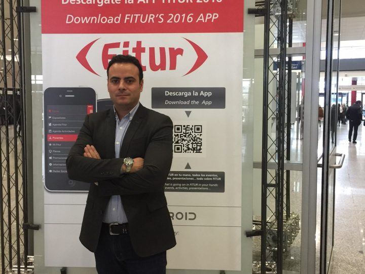 De visita por Fitur para nuevos proyectos
