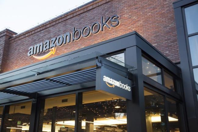 El plan secreto de Amazon es tener una gran cadena de 400 nuevas librerías físicas