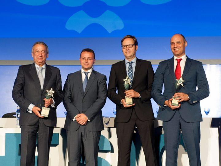 Lantia recibe el Premio Aster al mejor emprendedor 2016 por ESIC